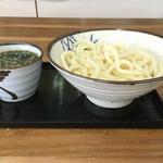 大川製麺所 - 料理写真:つけうどん(*´д`*)210円