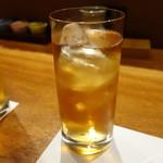 焼鳥YAMATO - ☆烏龍茶で乾杯です☆
