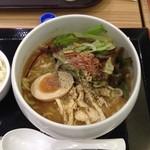 54393386 - 鶏白湯醤油ラーメン