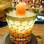 Bar Agit - グレープフルーツのカクテル ¥900