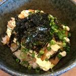 博多屋 - チャーシュー丼