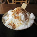 Hanayuki - ココナッツミルク 900円