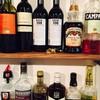 Azuteria - ドリンク写真:赤ワイン、ウイスキー等
