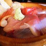 シーフードレストランネプチューン - 070623ネプチューン丼