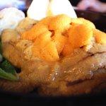 シーフードレストランネプチューン - 070623ネプチューンうに丼アップ