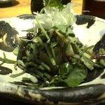 板蕎麦 香り家 - 041128香り家三菜おろし