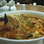 中国薬膳料理 星福 - 070114星福酸辛麺