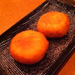 串道楽 潤 - チーズポテト