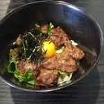 54400610 - ハラミステーキ丼(¥980)