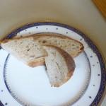 54401683 - 全粒粉のパン 2016.7月