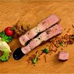青葉台食堂george - フジサクラポークのロースト