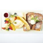 青葉台食堂george - パンケーキ