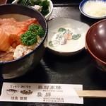 飛騨 - スペシャル丼セット
