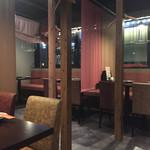 お忍び個室居酒屋 囲蔵 - 2016年8月。