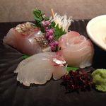 湯どの庵 - 料理写真:鯛・ヒラメ・コチ