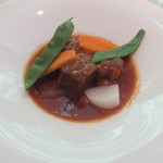 アイボリー - 肉料理