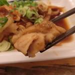 松屋 - (2016.8) 味がよくしみた鶏肉