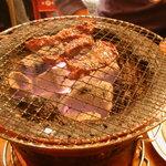 小勝 - 格安ハラミ ¥390(輸入)