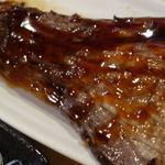 魚仁 - カマ焼き。なんというか、旨すぎです。