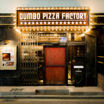 DUMBO PIZZA FACTORY - 入口正面