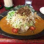 54425366 - 五目冷やし担々麺(1,200円)