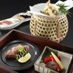 芝桜 - 三味懐石