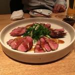 Ishibekoujimamecha - コース料理のオードブル