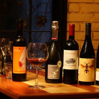 自然派ワインとのペアリング