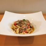 Fruttare - 和牛のたっぷり玉葱煮込み 自家製ピーチで・・・(限定8食)☆