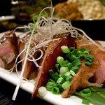 プーラビーダ - 厚切りスモークベーコン炙り焼