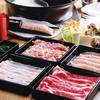 しゃぶ鍋ビュッフェ NS+ - 料理写真:しゃぶ鍋食べ放題