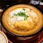 54431095 - 豆腐カツ煮定食