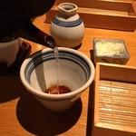 正音 - 蕎麦湯
