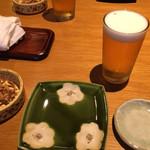 正音 - 生ビール