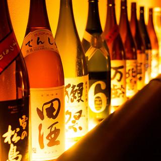 ここだけ!厳選した九州かめ壺仕込み焼酎とSNS映え地酒♪♪