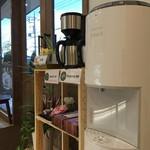 Sweets Shop YOSHIDA - ドリンク写真:購入時にはセルフでコーヒー・紅茶が無料で飲めます。
