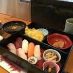 鮨ひら山 - 料理写真:ひら山ランチ