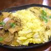 インド富士子 - 料理写真:カレー2種盛り