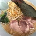 山岡家 - ネギチャーシュー麺 970円