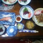 狩野旅館 - 料理写真:4泊目の夕食