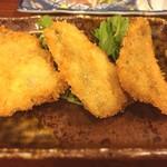 岩亀 - 鯵フライ