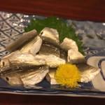 岩亀 - 新子酢〆
