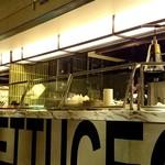 サラダレストラン Mr.&Mrs.GREEN - Mr.&Mr.sGREEN  スタイリッシュで落ち着いたお洒落な内装でした。