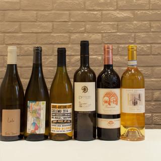 有機にこだわった造り手のワイン、あるがままの美味しさを!