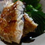 海神 - うざくの鰻が立派