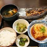 Kuchihacchoukazeyasugihara - 日替わり定食!!ヾ(o´∀`o)ノワァーィ♪