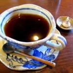 ボンファ - ドリンク写真:ブレンドコーヒー!