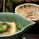 北新地 和平 - 定食の小鉢