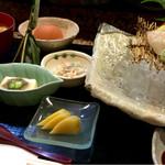 北新地 和平 - お造り定食1000円