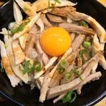 麺屋 正路 - ピリ辛肉めし